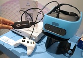 HTC Streamlink turns VR headsets into big screens for console gaming