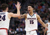 Gonzaga Does Everything They Can to Convince Jimmy Kimmel of Their Existence