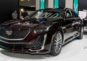 2020 Cadillac CT5 Sedan Pricing Starts At $37,890