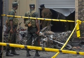 Sri Lanka news - LIVE: Five British citizens among more than 200 killed after eight explosions hit c