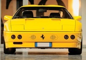 This Ferrari 348 TB Was One of Zagato's Strangest Designs