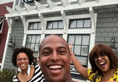 Gayle King's Red Lobster Birthday Dinner for Son