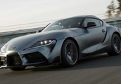 Toyota Supra Four-Cylinder Engine Registered In California