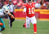 Report: NFL won't take action against Tyreek Hill this week