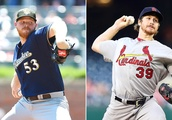 Brandon Woodruff, Miles Mikolas Blowing in the Fantasy Baseball Trade Winds