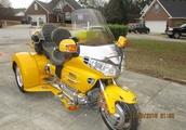 Honda GL1800 Goldwing Trike I 2002 I Grovetown GA