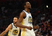 Kevin Durant's contributions are stamped indelibly into Warriors' culture