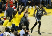 Was Warriors' Draymond Green robbed of a 3 in Game 6? Bettors have questions