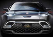 Fisker Electric SUV New Teaser Shows Turn Signal On D-Pillar