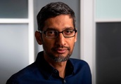 CNN Business Exclusive: Google CEO reacts to looming US antitrust probes for first time