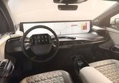 Byton's massive 48-inch dashboard screen will also be used in its electric SUV