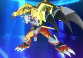 Digimon Shares Closer Look at High-End WarGreymon Figure