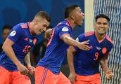 Colombia's Martinez and Zapata stun Messi's Argentina at Copa