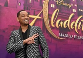 Will Smith Wears Drag To Remind Fans 'Aladdin' Is Still In Theaters