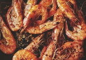 How to make Gregg and Anna Wallace's prawns with chilli and garlic
