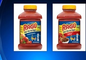 Ragu Pasta Sauces Recalled Because Sauce May Contain Plastic Fragments