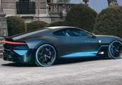 Bugatti Divo Still Looks Fabulous With Engine In The Front