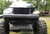 Bonkers Chrysler PT Bruiser Packs Mopar V8, 44-Inch Mud Tires