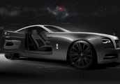 Rolls-Royce's Wraith special edition celebrates transatlantic flight