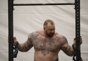The Mountain Lost His 'World's Strongest Man' Title To A 29-Year-Old American Who Weighs 110-Poun