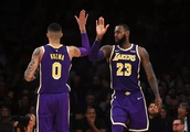 Lakers reportedly wanted to keep Kyle Kuzma because they like how he fits with LeBron James and Anth
