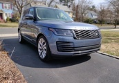 I drove a $109,000 Range Rover hybrid to see if technology could improve on an already impressive SU