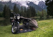 The Best Motorcycle Tents for Camping on Two Wheels