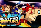 Chiki-Chiki Boxy Pro Wrestling Set For Nintendo eShop Release Later This Month