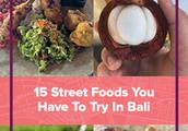 Do Not Leave Bali Without Trying These 15 Street Foods