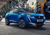 2020 Peugeot 2008 Debuts With Bold SUV Looks And An EV Option