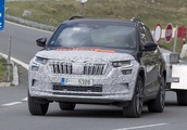 2020 Skoda Kodiaq Facelift Spied For The First Time