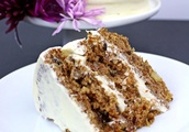 Hummingbird Cake [Vegan]