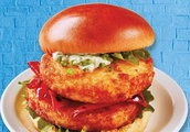 Iceland is launching a Halloumi Burger and it looks amazing