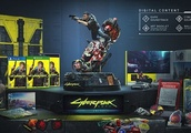 The Cyberpunk 2077 PC Collector's Edition Arrives Today