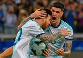 Lionel Messi penalty salvages Copa América point for Argentina