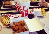 The sky is falling for fast food, but not for Chick-fil-A. Here's why