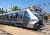 Carbon fiber subway trains complete trial run