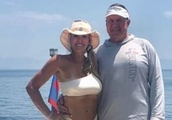 Bill Belichick Spotted on Boat in Greece With Girlfriend Linda Holliday in Yet Another Hoodie
