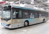 Chinese e-buses drive into European market