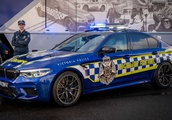 BMW M5 Competition Becomes The Fastest Police Car In Australia