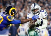 Ezekiel Elliott Reportedly Considering Cowboys Training Camp Holdout Until He Gets New Deal