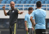Man City's flight to China for preseason delayed