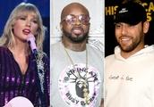 Jermaine Dupri backs Scooter Braun in Taylor Swift feud