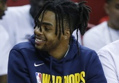 Warriors GM Denies Adding D'Angelo Russell Just to Trade Him: 'Let's See How He Fits'