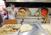 Iranian bread permanent guest at Kuwaiti tables