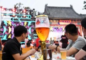 16 tonnes of German brew imported for Qingdao beer festival