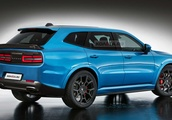 Dodge Challenger SUV Rendering Is So Wrong, It's Right