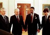 The Rev. Jesse Jackson and Jesse Jackson Jr. ask President Trump for release, pardon of imprisoned f
