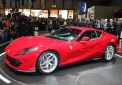 Ferrari 812 Spider To Debut In September?