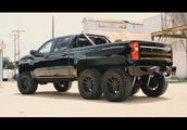 Check Out The First Hennessey Goliath 6x6 Truck In Action